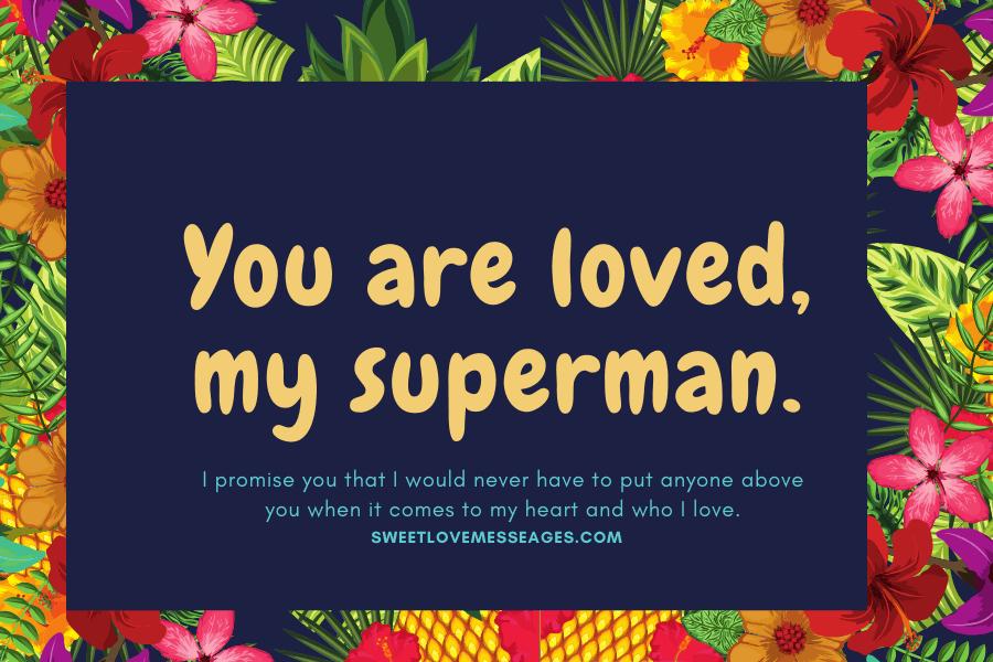 Promise Messages for Boyfriend