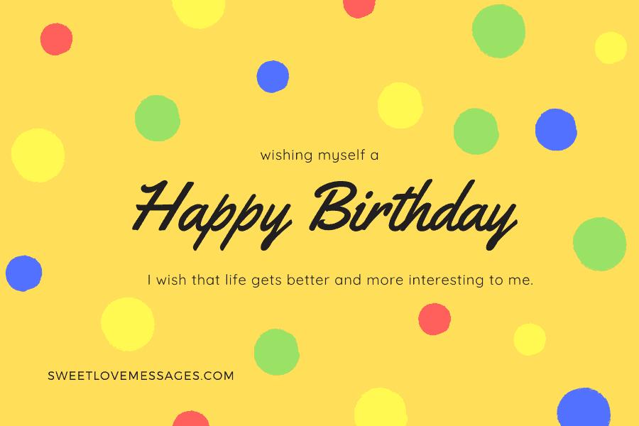 Happy 50th Birthday to Myself 1