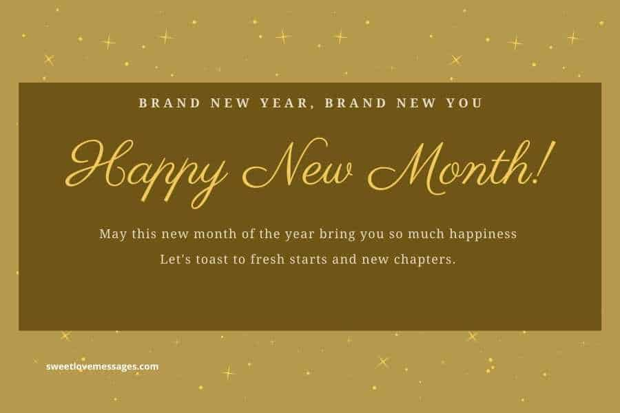 New Month Quotes and Prayers for February 2021