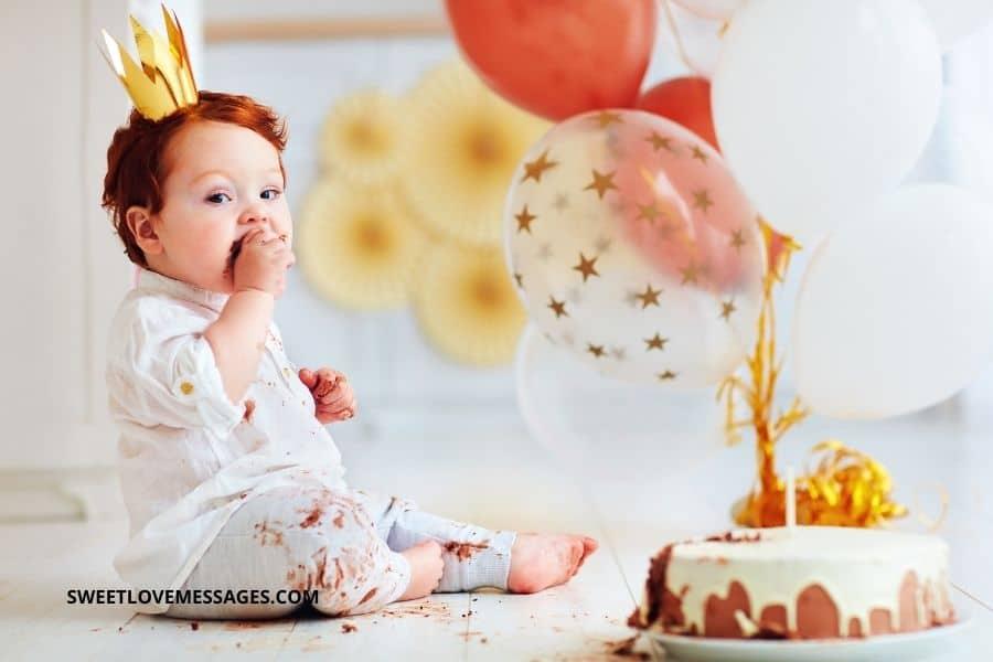 1st Birthday Countdown Quotes