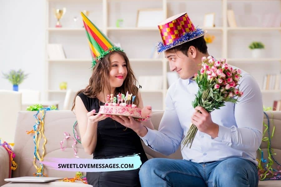 Belated Happy Birthday Wishes for Wife