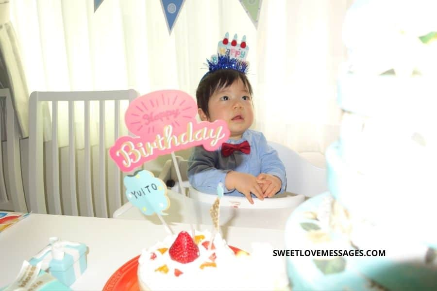 Happy 15th Month Birthday Wishes for Baby Boy or Girl
