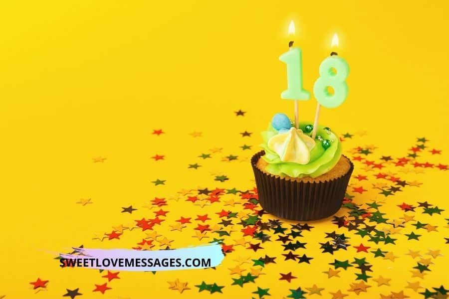 Countdown to 18th Birthday Quotes