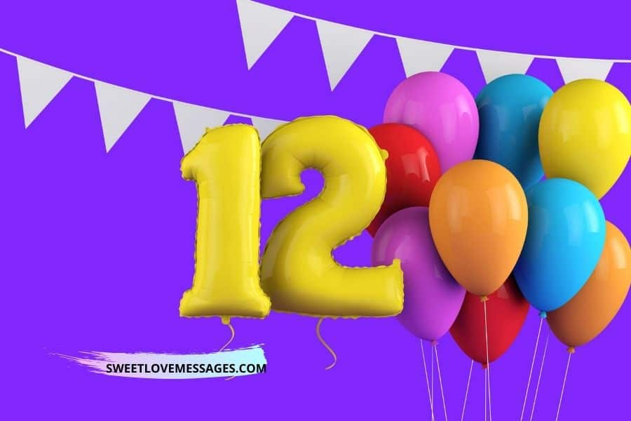 Happy 12th birthday nephew wishes