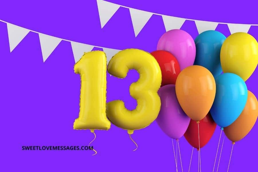 Happy 13th Month Birthday Wishes for Baby Boy or Girl