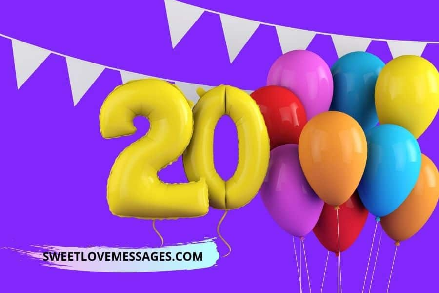 Happy 20th Birthday Nephew Wishes, Messages and Quotes