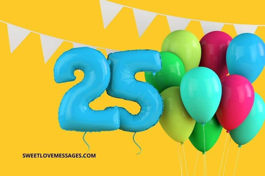 Happy 25th Birthday Nephew Wishes, Messages and Quotes