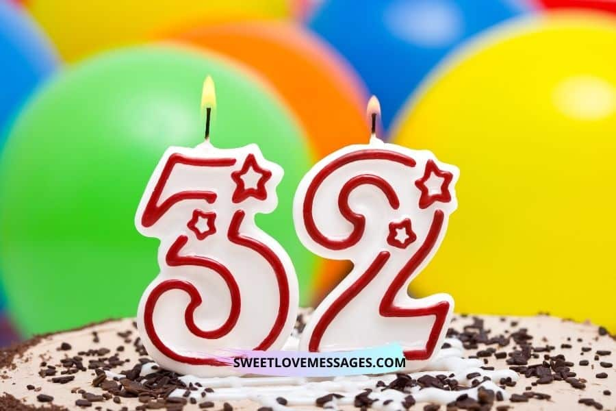 Happy 32nd Birthday Wishes for Girlfriend