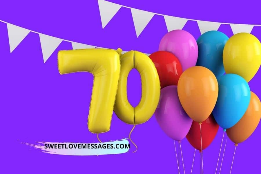 Happy 70th Birthday Boss Wishes and Quotes
