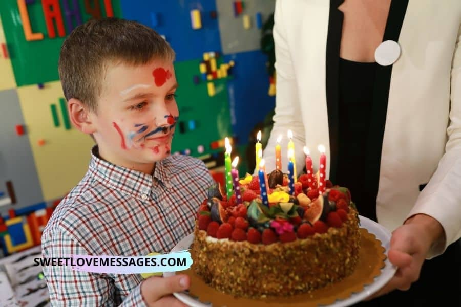 Happy Belated Birthday Wishes for Friend's Son
