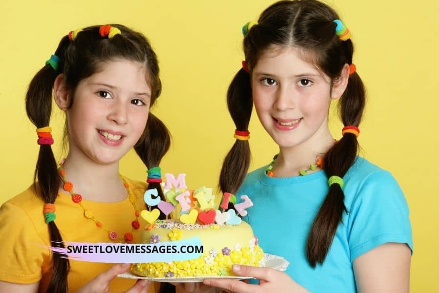Happy Birthday to My Twin Nieces