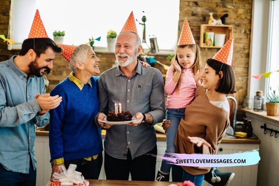 Birthday Wishes to My Chairman