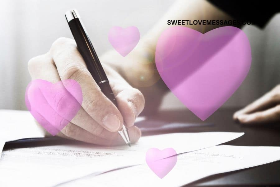 Steps How To Write Love Letter To Your College Crush