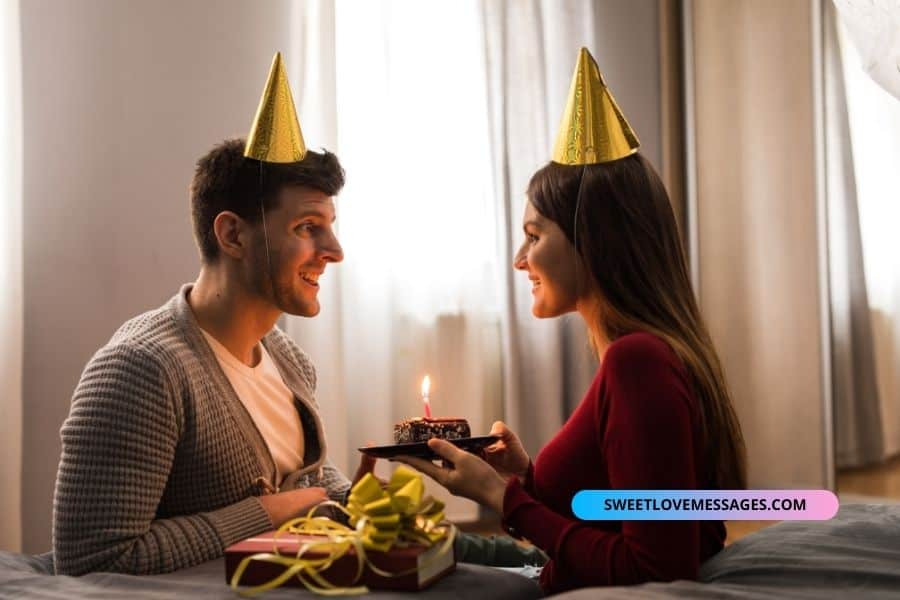 First Birthday Wishes for Wife After Marriage