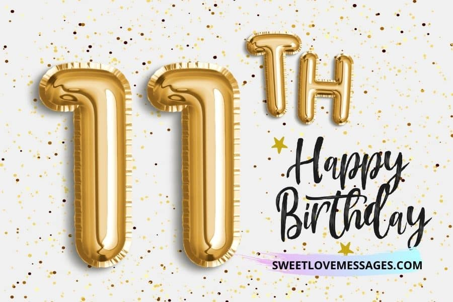 Happy 11th birthday nephew wishes