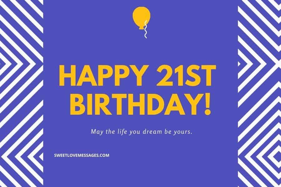 Happy 21st Birthday Nephew Images