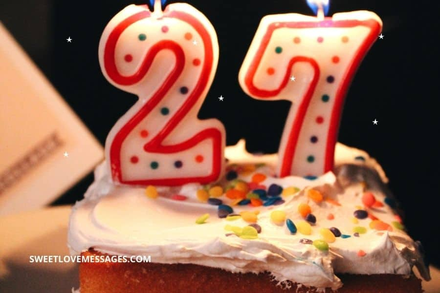 Happy 27th Birthday Nephew Wishes
