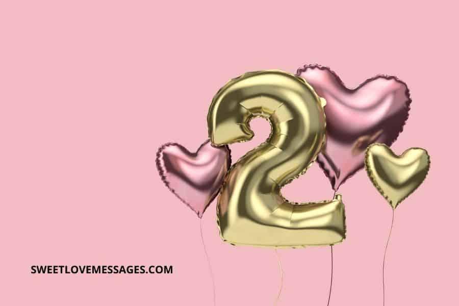 Happy 2nd Birthday Wishes to My Niece
