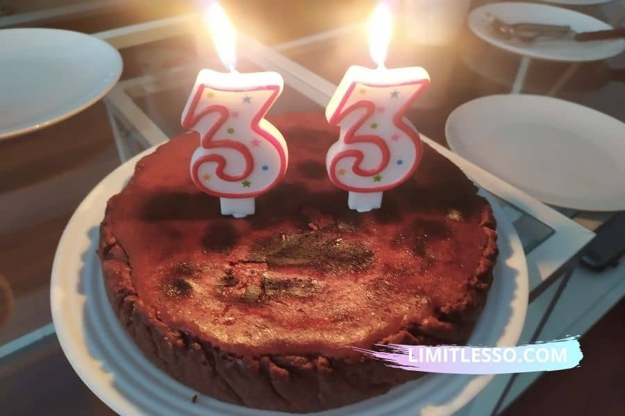 33rd Birthday Wishes for Boyfriend