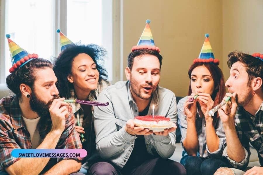 39th Birthday Wishes for Boyfriend