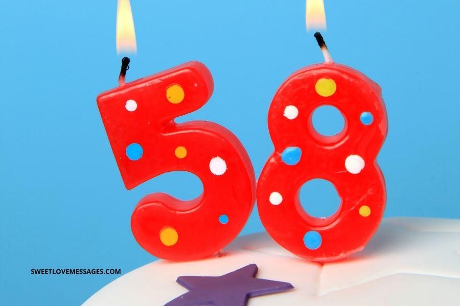 Happy 58th Birthday to Me