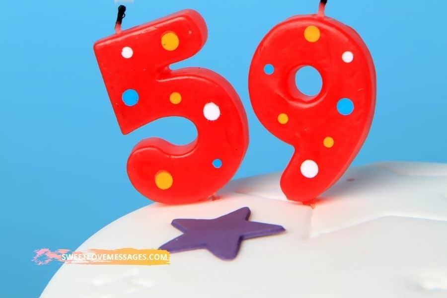 Happy 59th birthday to me