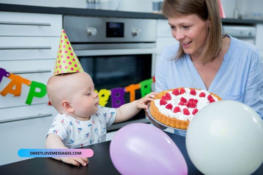6 months birthday wishes for nephew