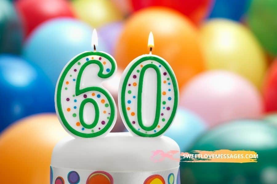 Happy 60th Birthday Wishes for Girlfriend