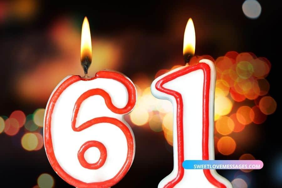 Happy 61st birthday to me