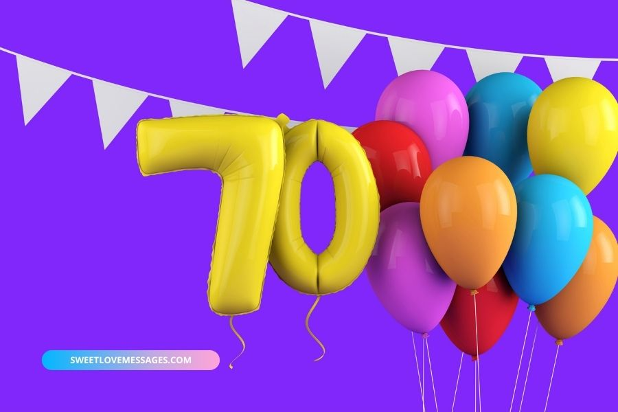 Happy 70th birthday to me