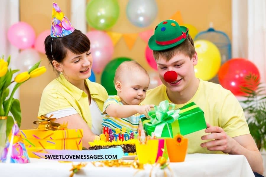 8th Month Birthday Wishes for Baby Boy