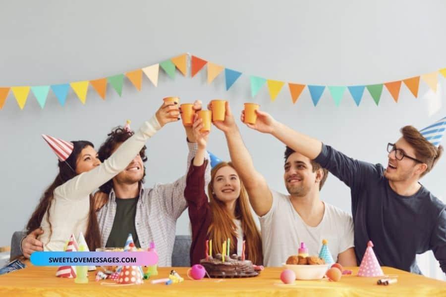 Birthday wishes for friend's girlfriend