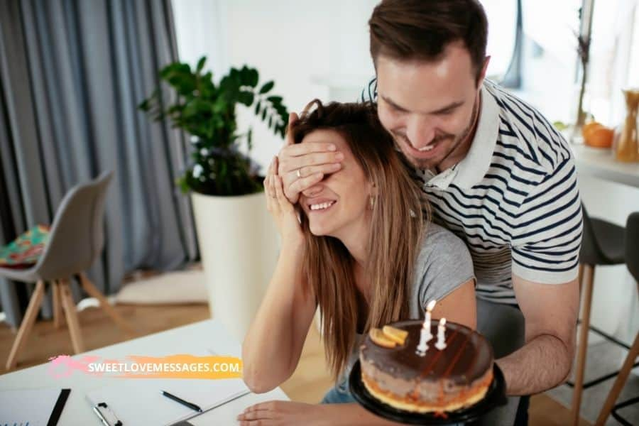 Long distance birthday wishes for wife
