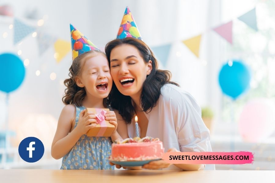 Facebook Birthday Wishes and Status for Daughter