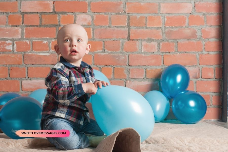 11th month birthday wishes for baby boy