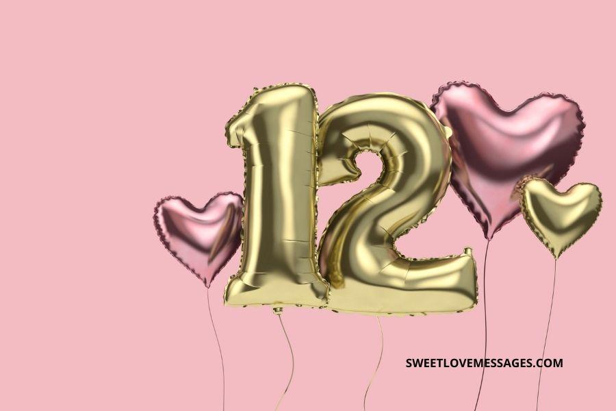 Happy 12th Birthday Wishes to My Niece