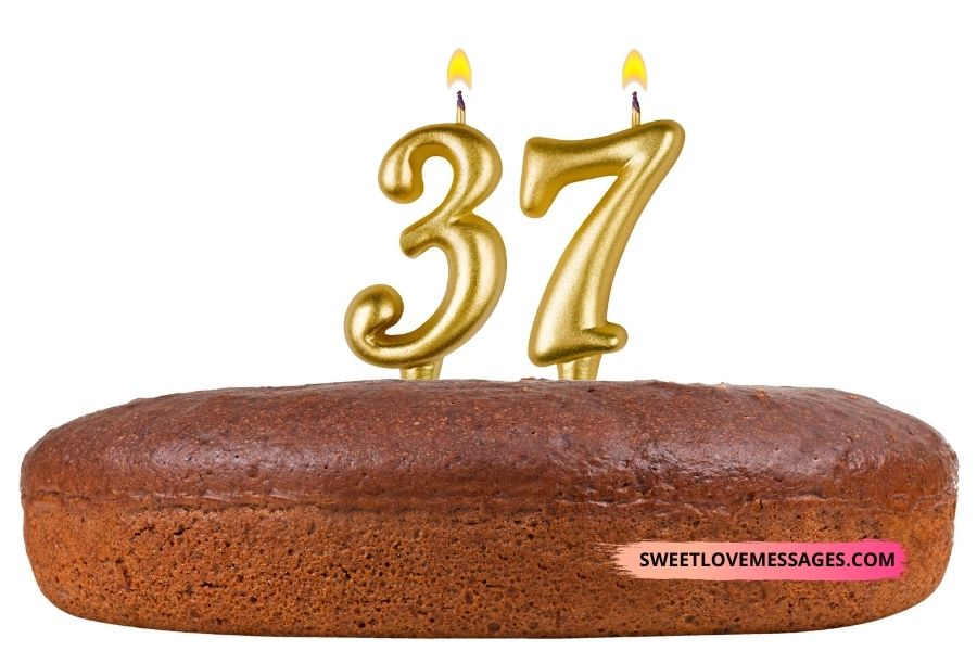 37th birthday wishes for husband