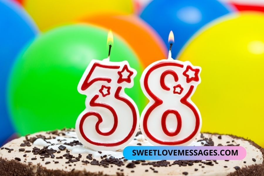 38th Birthday Wishes for Husband