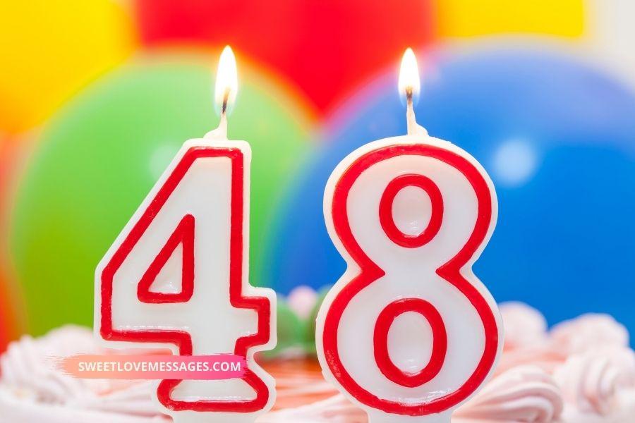 Happy 48th birthday to me