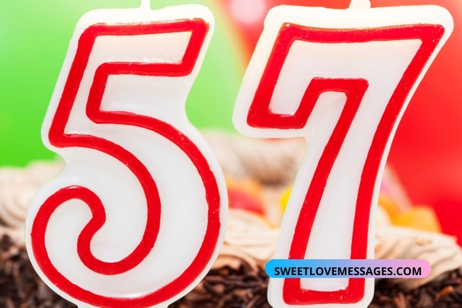 Happy 57th birthday to me