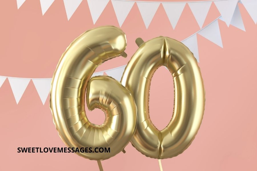 60th birthday wishes for wife
