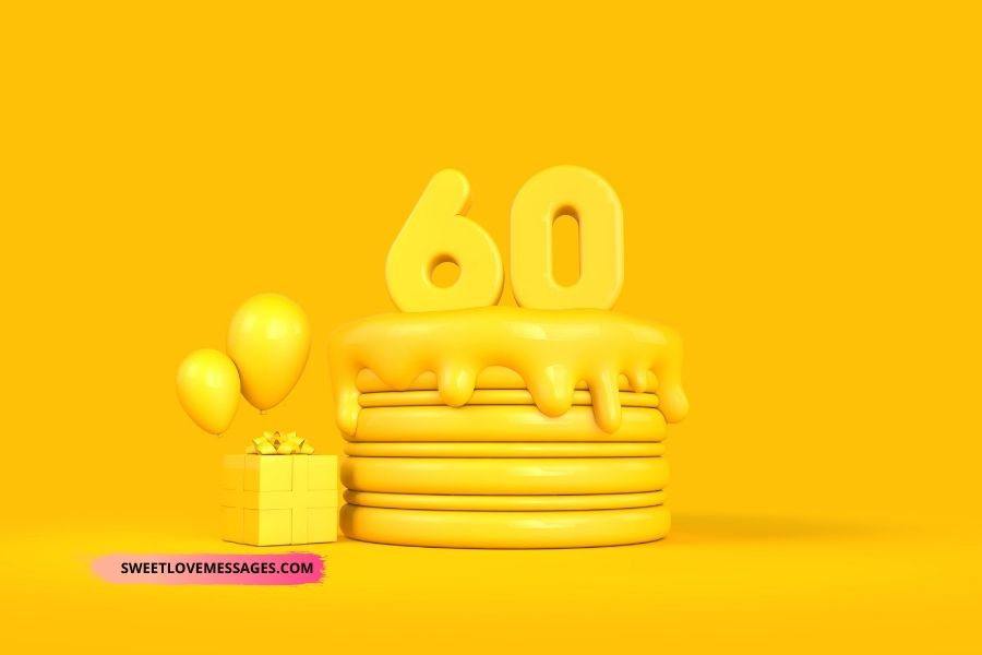 60th Birthday wishes for aunt