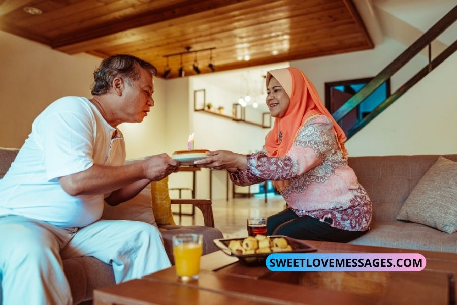 Birthday prayers for husband in Islam