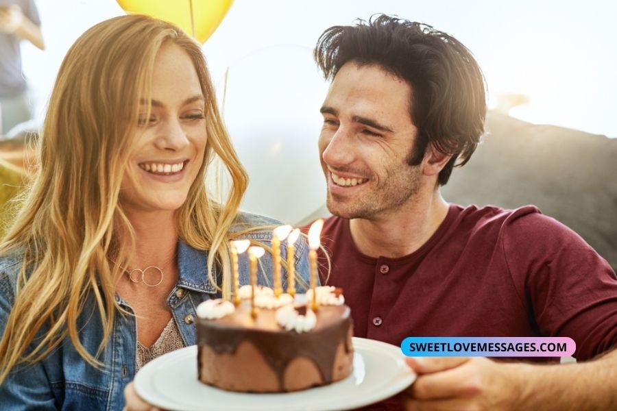 Birthday wishes for my daughter's boyfriend