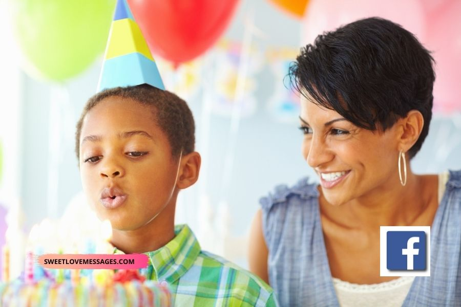 Facebook Birthday Wishes for Son