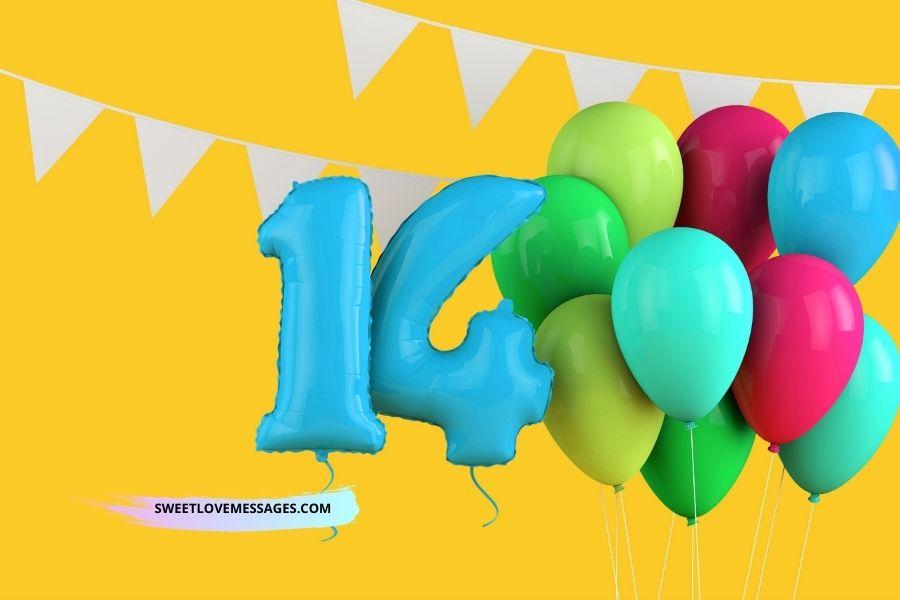 Happy 14th Birthday to Me