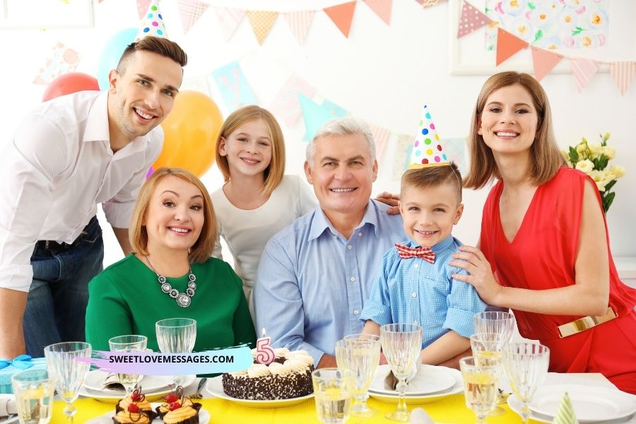 Happy Birthday Messages for Youngest Son