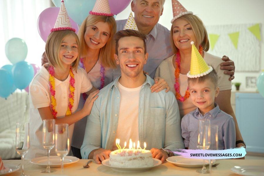 Happy Birthday Wishes for Elder Son