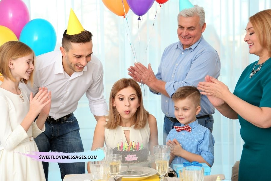 Birthday Wishes for Mother and Son on Same Day