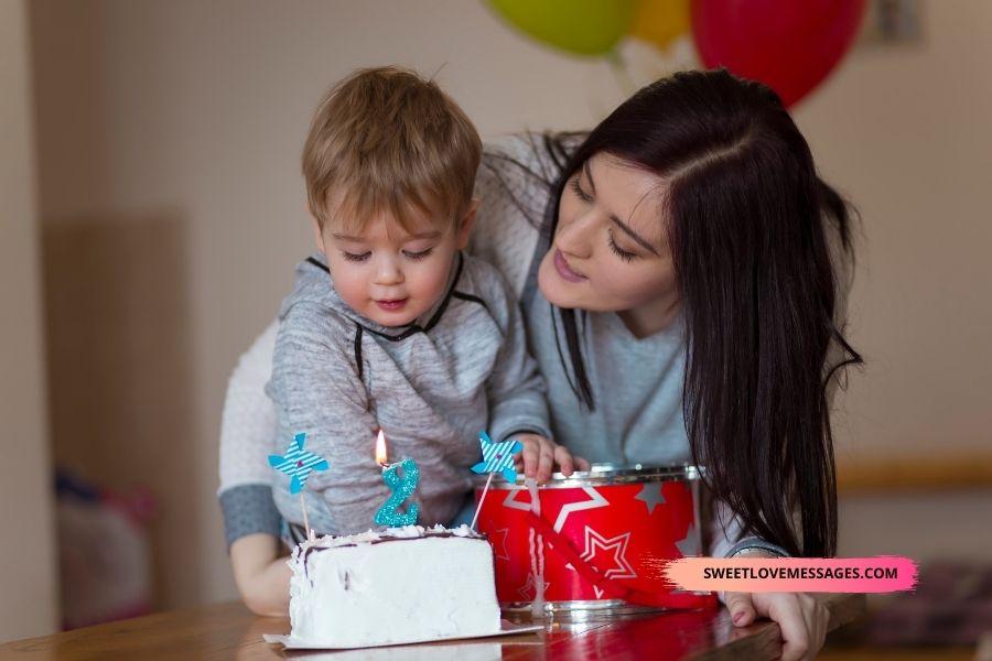 Happy Birthday to My Favorite Son